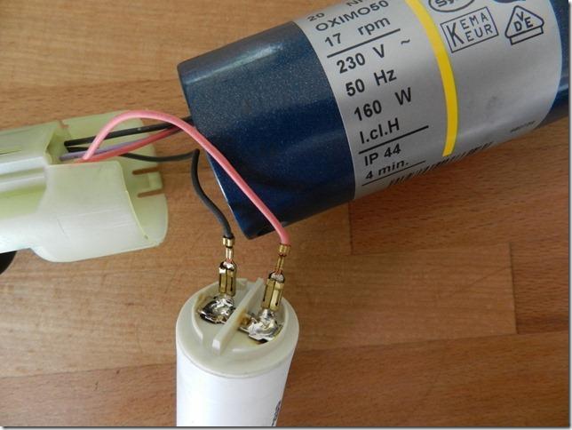 Dimension garage moteur de store electrique - Probleme volet roulant electrique ...