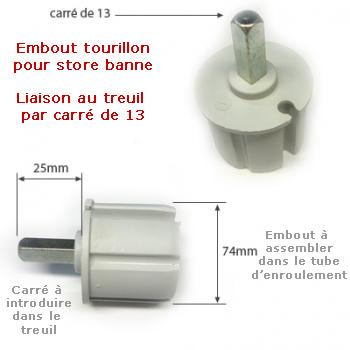 Changer Toile Store Banne Comment Changer Et Remplacer Une Toile De