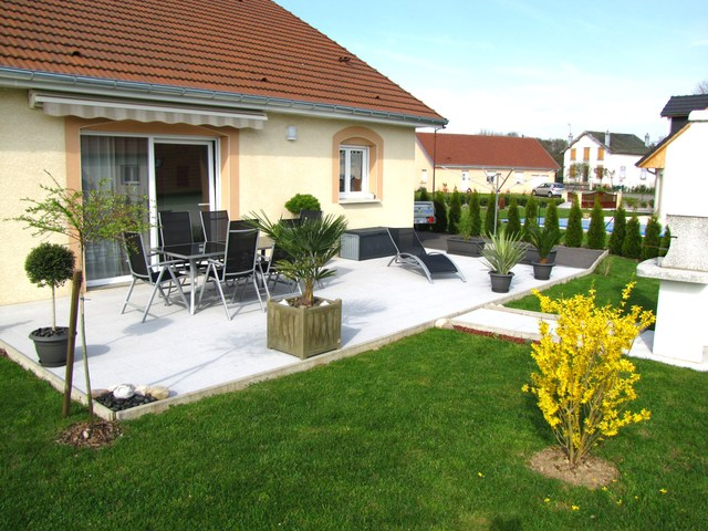 Amenager exterieur pas cher 28 images 10 id 233 es de for Amenagement terrasse jardin