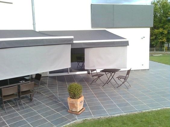 choix store banne americana de roche ou store oceania de. Black Bedroom Furniture Sets. Home Design Ideas