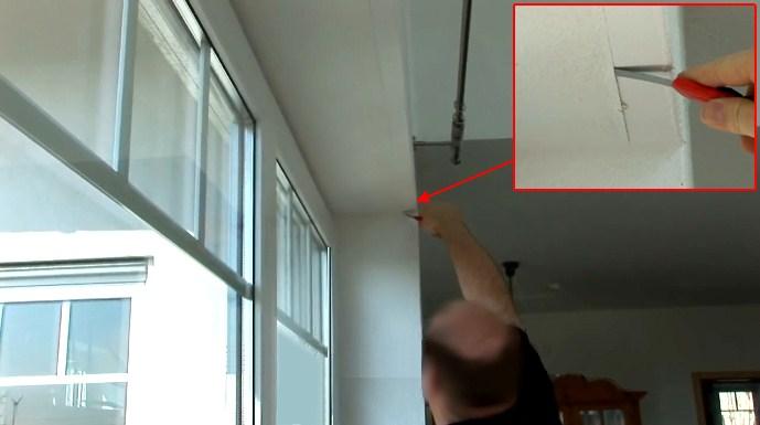 Comment Ouvrir Un Coffre De Volet Roulant Démonter Le