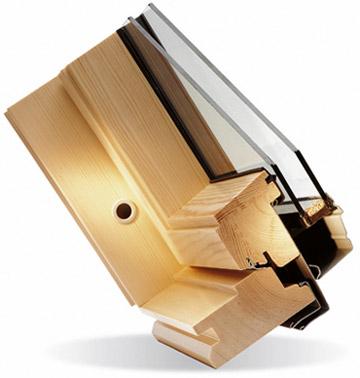 Kit joint vitrage velux for Joint vitre fenetre