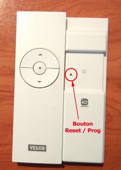 Volet Roulant Sml Velux Avec Boitier Kux 110 Reset Et Programmation