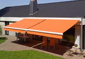store banne orange. Black Bedroom Furniture Sets. Home Design Ideas