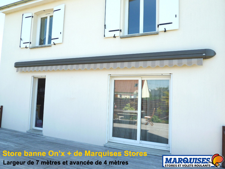 vente de store banne on 39 x marquises stores dans le loiret 45. Black Bedroom Furniture Sets. Home Design Ideas