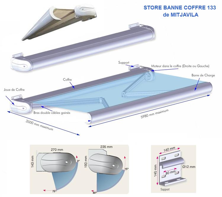 proposition commerciale de store banne devis de 2012 comparer. Black Bedroom Furniture Sets. Home Design Ideas