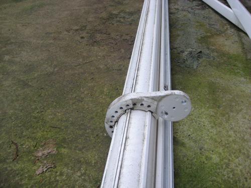 Store banne le support du tube d 39 enroulement est cass que faire - Pieces detachees store banne ...