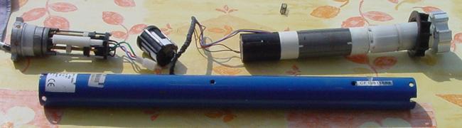 Motorisation telco en panne par quel moteur le remplacer - Probleme volet roulant electrique ...