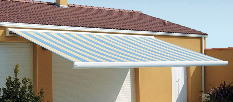 Store awning marquisen Rubis Marquises