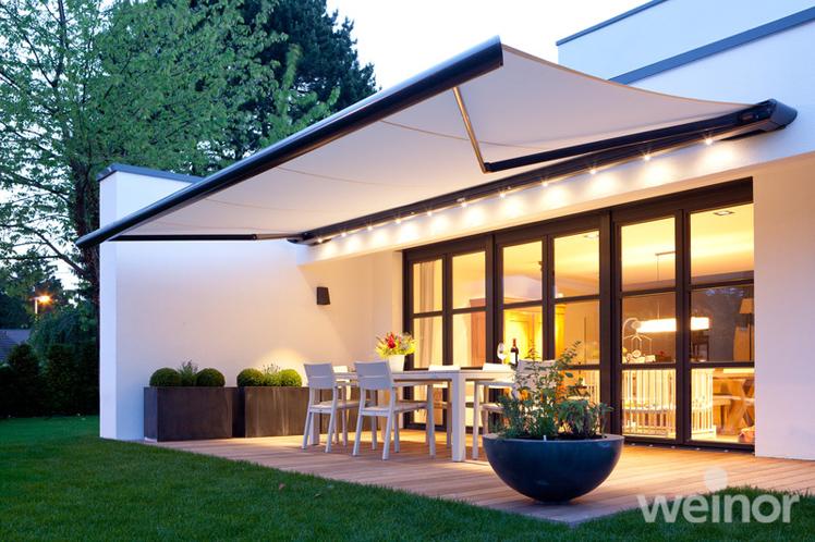 store banne zerana de weinor avis sur la qualit et le. Black Bedroom Furniture Sets. Home Design Ideas